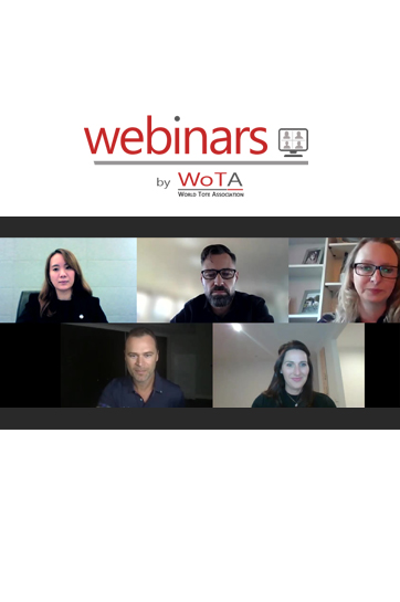 WoTA' s Webinar on how betting can benefit from high quality TV production